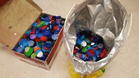 Plastic bottle taps