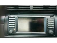 Bmw original GPS radio