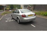 2004 Audi A4 1.9 TDI (130bhp) 6 speed.