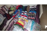 Bundle of boys` clothes, 3-4 years