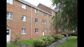 Modern 2 bedroom ground floor flat Tullis Gardens, Glasgow green