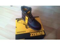 Dewalt Safety Boots Size 8