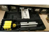 sliverline rotary laser level