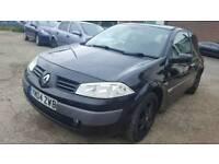 Renault Megane 5 door, 1.6 petrol, mot, good runner, cheap car