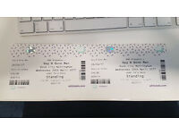 Rag 'n Bone Man Tickets - Nottingham - 26th April Standing. Can't go so need to sell them asap.