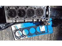 Mercedes sprinter cylinder head &head gasket