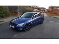 For sale LEXUS IS200.S 2.0 petrol automatic