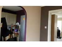 painter and decorator covering all areas of Glasgow, Lanarkshire and Edinburgh