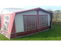 Dorema Full Awning in Excellent Condition