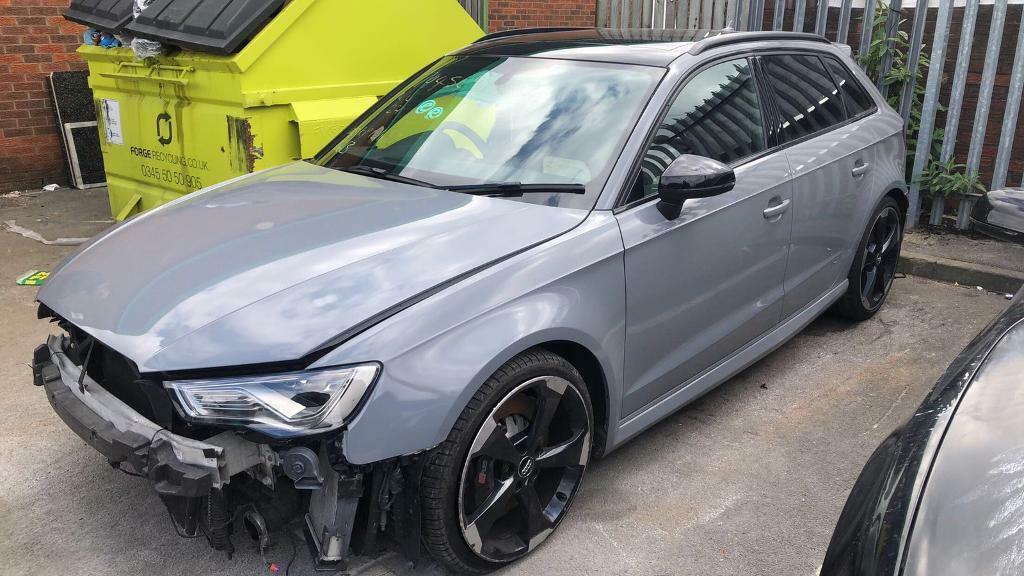 Audi Rs3 Breaking In Armoy County Antrim Gumtree
