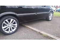 """17"""" VAUXHALL VECTRA C SRI ALLOYS 5 NUTS WITH NEW TYRES SIGNUM, ASTRA, ZAFIRA"""