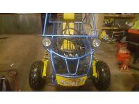 Off road buggy, quad, scrambler