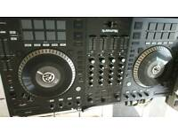 Dj Numark ns7 ii, serato, professional dj midi, controller, better than Any pionner