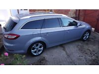 Ford Mondeo Titanium X TDCI 1.6 Econetic Estate In beautiful Condition Throughout