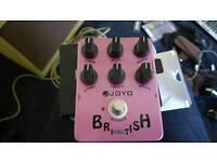 Joyo british sound pedal