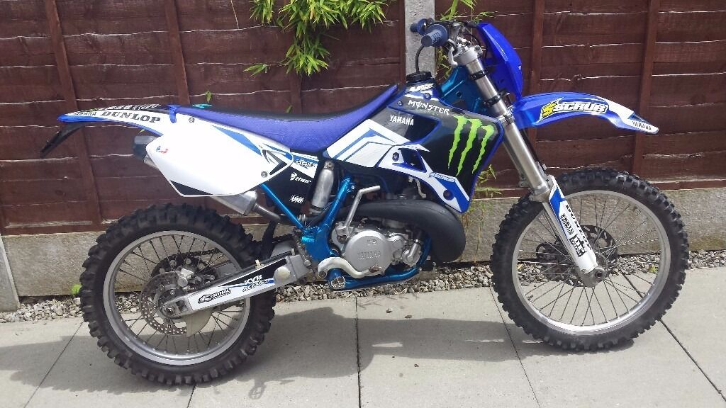 yamaha wr 250 2 stroke in woolston cheshire gumtree. Black Bedroom Furniture Sets. Home Design Ideas