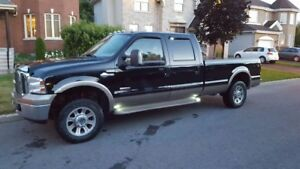 Ford F-250 diesel King Ranch