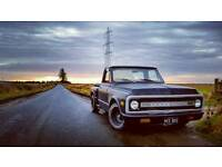Chevy C10 Stepside