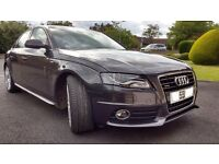 Audi A4 quattro S-Line, 3.0L Tdi, 2 OWNER, LOW MILAGE, MANUAL, Leather, Bang & Olufssen