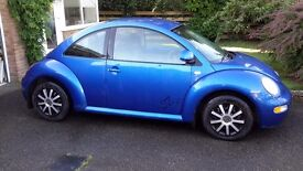 Vw beetle 2001 for sale