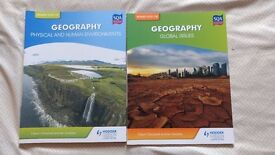 Higher Geography study guides