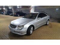 Mercedes Benz CLK 270 CDI AUTO