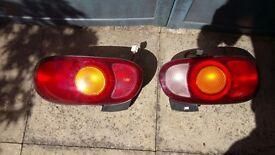 Mx5 mk2 rear lights