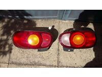 Mx5 mk2 rear lights
