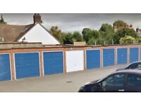 Garage for rent next to Staines train station