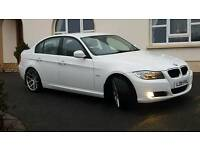 2011 BMW 320d #Alpine White