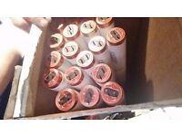 maxi twist collatan used 48 tubes
