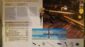 Penns Fathom master Downrigger Fishing System