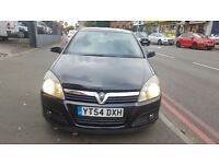 VAUXHALL ASTRA 1.6 SXI PETROL 54/2005 9 MONTHS M.O.T....GRAB A BARGAIN...