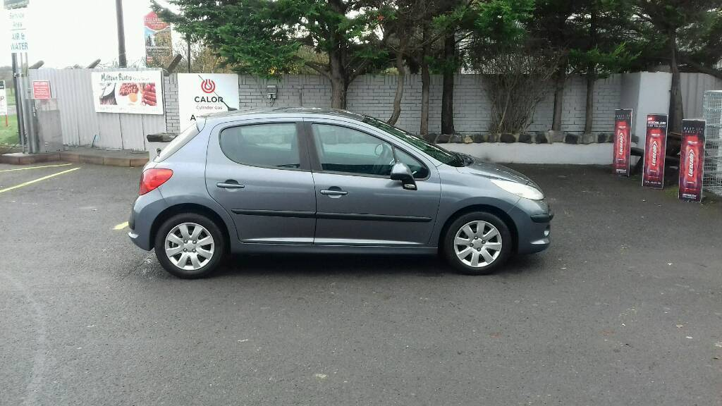 2008 Peugeot 207 diesel 5 door (low miles )