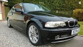 BMW 330ci manual coupe