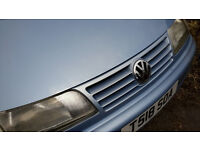 Volkswagen Sharan 2.0 petrol automatic wheelchair accessible with ramp spares/repair