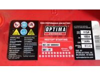 batteries AGM type used in racing and extreme 4x4 and other applications