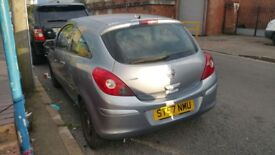 **GREAT PRICE**VAUXHALL CORSA PETROL** FOR MORE INFO CONTACT ME ON 07555033600**