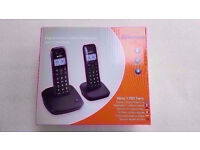 BINNATONE VIVA 1700 TWIN CORDLESS PHONE