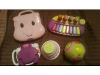 Girls toys bundle