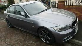 BMW 320d M sport forsale £8500 or PX for Audi A5