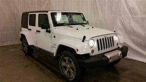 2018 Jeep Wrangler JK Unlimited Sahara +2 Toit, Navigation+
