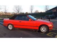 BMW 3 Series 320i Auto Cabriolet in Lovely Condition with Low Mileage