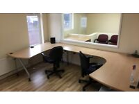 Modern office space to rent close to Manchester City Centre