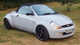 "Ford Street KA Convertible /Soft top ""ST Tribute"" (not RS Focus/Fiesta) 1.6 Lux/Sport"