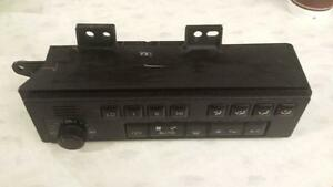 climate control from 1991 toyota Cressida mx83. $25