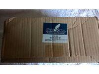 Goldwing GL1200 Splash Guard Set Chrome New