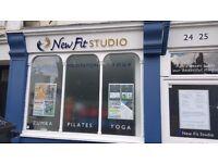 Dance & Exercise Classes plus Workshops in Brighton 'New Fit Studio's' on London Road, Brighton