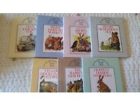 7 books Brambledown Tales, as new. Beautiful condition. Value £4.50 each when bought.