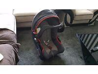 Graco car seat + base